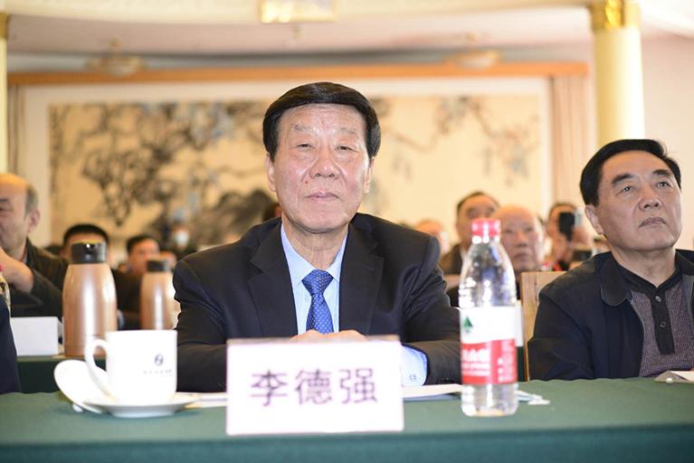 李德强在山东省徐州商会成立大会上的讲话